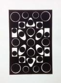 Black Selection, 760mm x 560mm, Wood Block. Edition 5